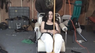 Tilly Mc Reese Restrain Bondage  Pin