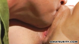 Free Porn - Amateur Girlfriend Anal Action With Facial Cumshot 2