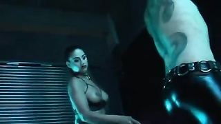 The Ideal  Lash – XXX Porn Music Video Femdom Latex Restrain Bondage